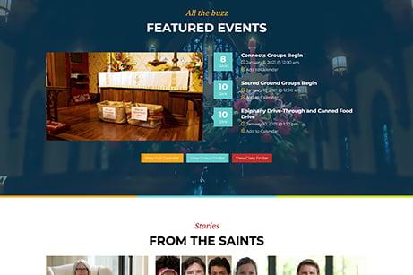 all saints engagement-e360