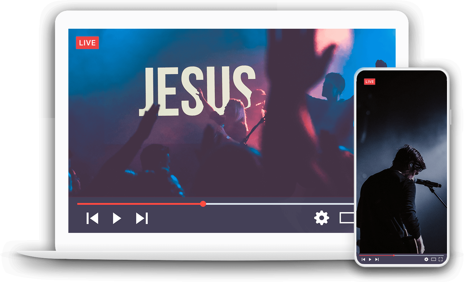 ekklesia-Live-streaming